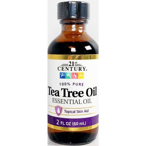 21st Century Tea Tree Oil, 2 fl oz