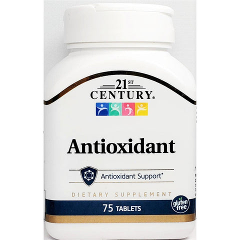 21st Century Antioxidant (Immune Support), 75 Tablets