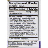 21St Century Resveratrol Red Wine Extract, 90 Capsules (1 Pack) Supplement