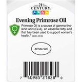 21st Century Evening Primrose Oil, 60 softgels