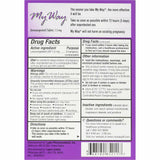 My Way Emergency Contraceptive (Compare To Plan B One-Step) 1 Dose (1 Pack) Womans Locker