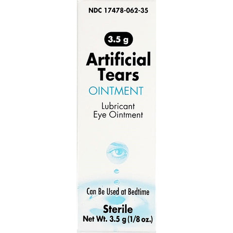 Akorn Artificial Tears Ointment, 1/8 oz