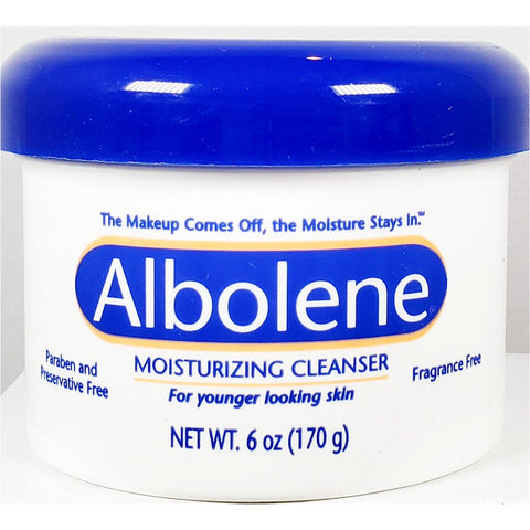 Albolene Moisturizing Cleanser, 6 oz