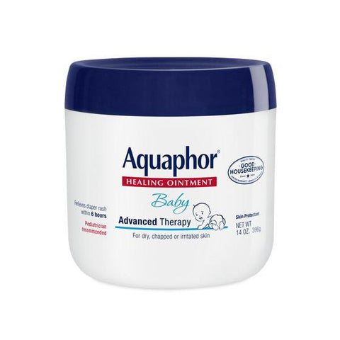 Aquaphor Healing Ointment for Baby, 14 oz (1 Pack)