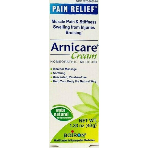Arnicare Cream (Pain Relief) 1.33 Oz (1 Or 3 Pack) 1 Pack Pain & Fever