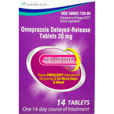 Omeprazole Magnesium 20 mg, by AuroHealth (Delayed-Release) 14 Tablets