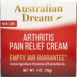 Australian Dream Arthritis Relief Cream, 4 oz