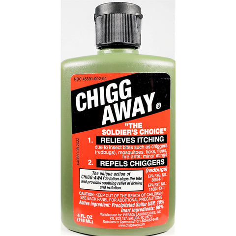 Chigg Away, 4 fl oz