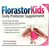 Florastor Kids Daily Probiotic Supplement, (Immune Support) 20 Sachets