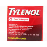Tylenol 500 Mg Each 100 Caplets (1 Pack) Pain & Fever
