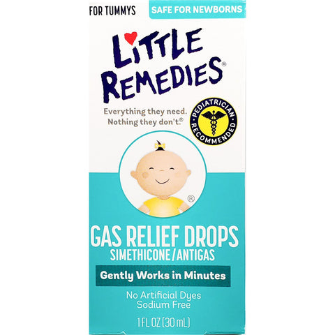 Little Remedies Infant Gas Relief Drops, 1 fl oz