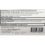 Major Acetaminophen, 500 mg (Compare to Extra Strength Tylenol) 1000 Tablets