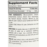 Major Ferate Tabs (Iron Supplement) 27 Mg 100 Tablets Each (1 Or 3 Pack) Supplement