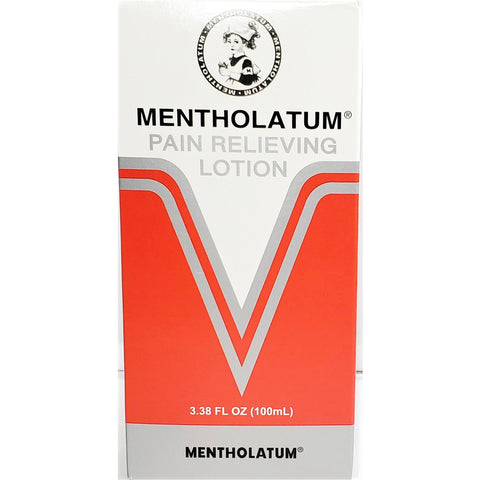 Mentholatum Pain Relieving Lotion 3.38 fl oz