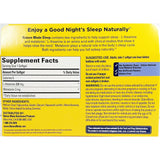 Nature Made Sleep with L-Theanine 3 mg Melatonin 30 Softgels
