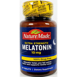 Nature Made Melatonin, 10 mg 30 Tablets