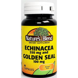 Nature's Blend Echinacea & Golden Seal
