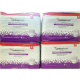 Womens Protective Underwear (Moderate Absorbency) Size S/m (4 Pack) Locker