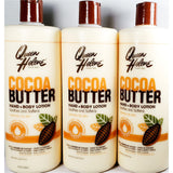 Queen Helene Cocoa Butter Hand & Body Lotion, 32 oz (1 or 3 Pack)