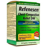 Refenesen 400 Mg 50 Caplets (1 Pack) Cough Cold & Flu