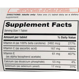 Rugby Antioxidant Formula, (Immune Support) 50 Tablets
