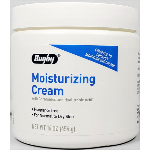 Rugby Moisturizing Cream (Compare to Cerave)