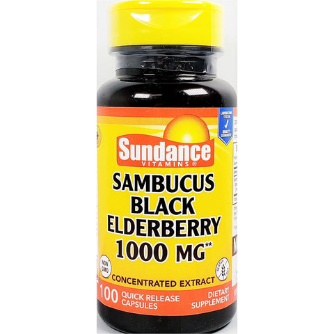 Sundance Sambucus Black Elderberry (Immune Support)