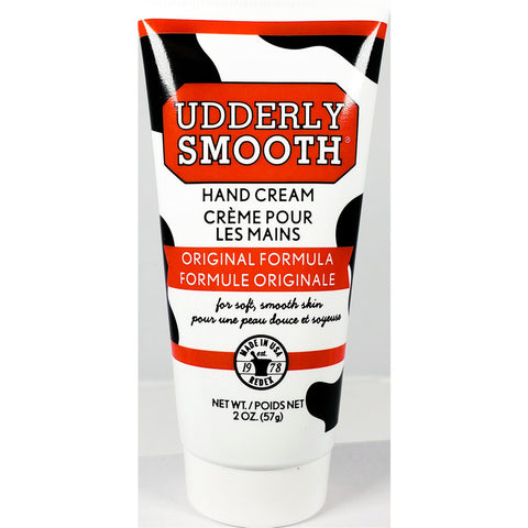Udderly Smooth Hand Cream, 2 oz