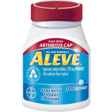 Aleve Naproxen Sodium 220 mg, 200 Tablets (1 Pack)