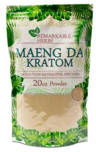 Remarkable Herbs Maeng Da Kratom Powder
