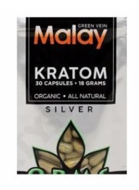 OPMS Silver Malay Special Reserve Kratom