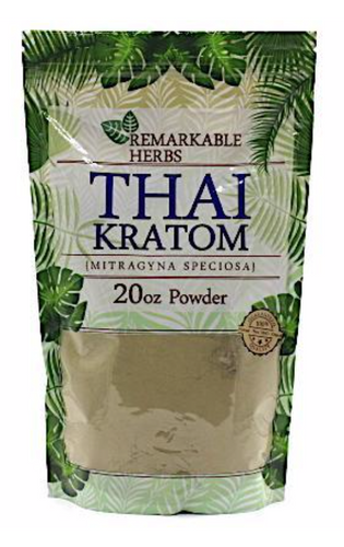 Remarkable Herbs Thai Kratom Powder