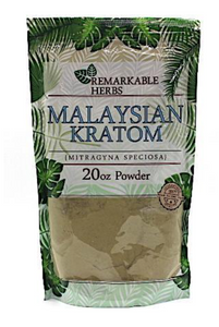 Remarkable Herbs Malaysian Kratom Powder