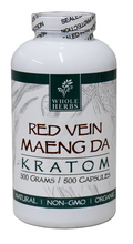 Whole Herbs – Maeng Da Capsules