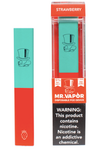 MR. Vapor Disposable E-CIG (Buy a box of 8 and save!)