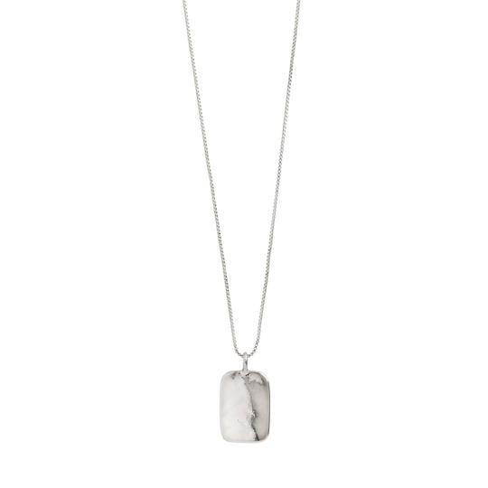 Intuition Necklace-Silver - Kendi Boutique