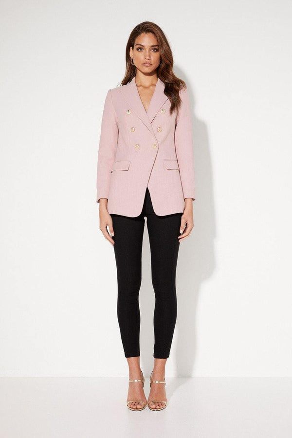 Seal Of Approval Blazer - Kendi Boutique