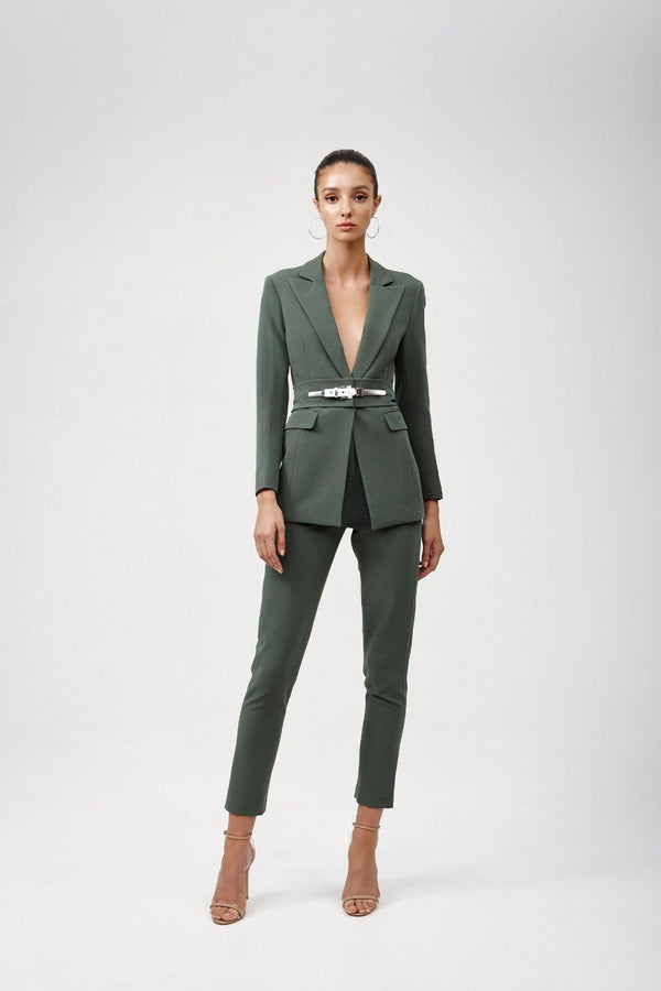 Celine Pants-Green