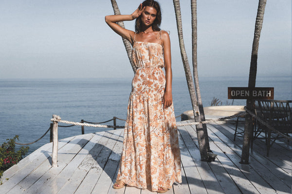 Maxi Dress - Kendi Boutique