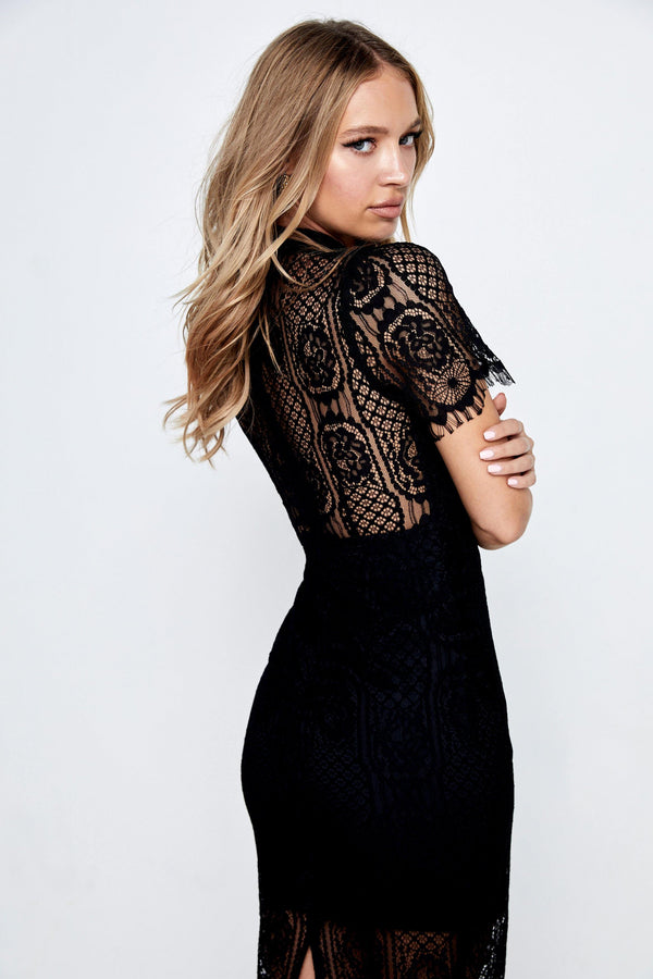 Connection Dress - Kendi Boutique