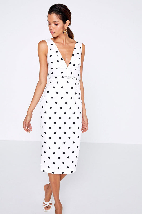 The Estelle Midi Dress