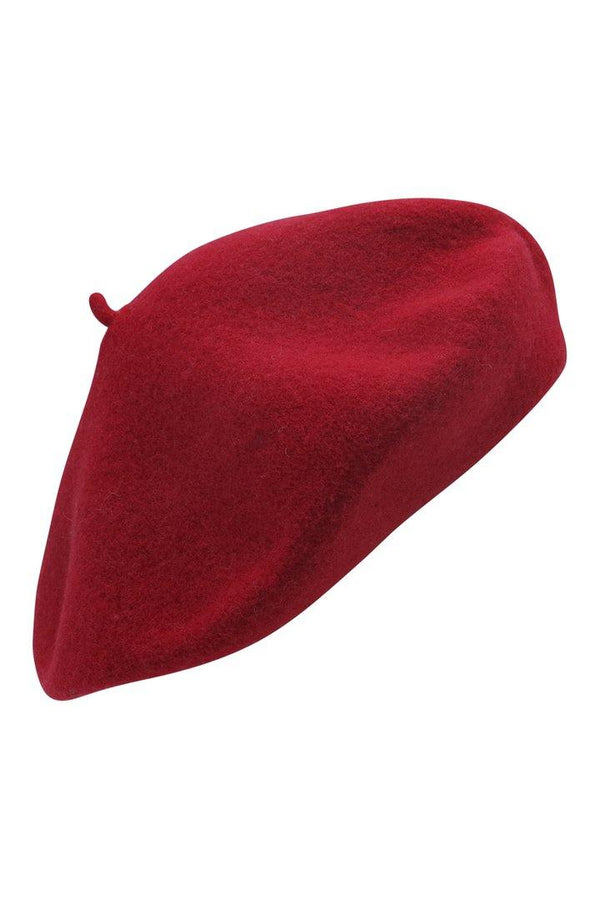 Lisa Berets-Red