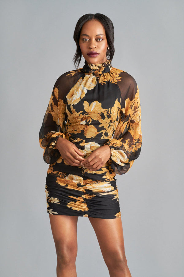 Helen Mini Dress - Kendi Boutique