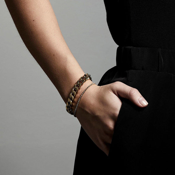 Curb 2-in-1 Bracelet - Kendi Boutique