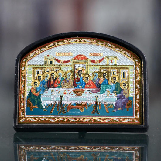 ICON - LAST SUPPER 2x4