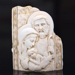 PLAQUE - HOLY FAMILY 3x422-216