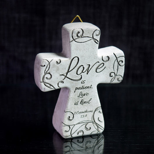 LOVE CROSS 3.5x1x4.5''22-367