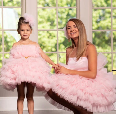Mommy & Me (Pink Fairy)