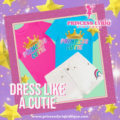 Princess Cutie (Two piece Set)