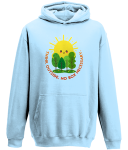 Think Outside Kids Hoodie